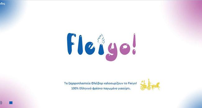 Fleiyo - Greek frozen yogurt