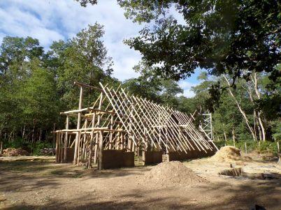 maison néolithique 30
