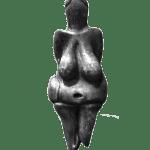 Vénus en céramique de Dolni Vestonice