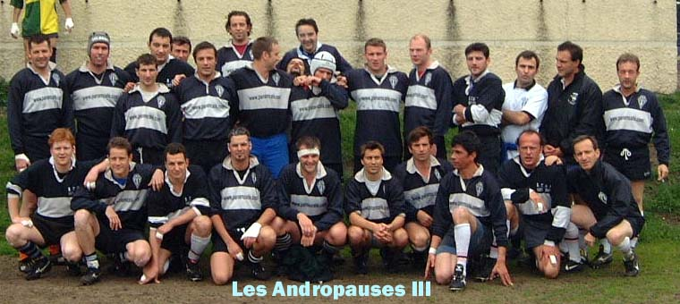 Les Andropauses III