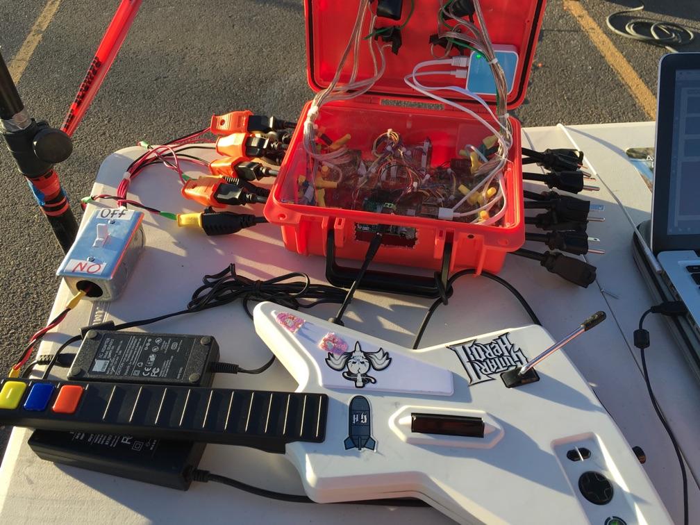 colorado burnal equanox guitar
