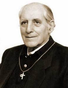Mgr Jerónimo José Podestá