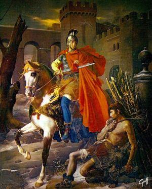 Saint Martin de Tours,  Evêque et Apôtre de la Gaule