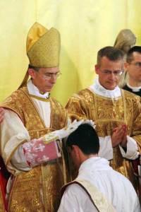 Mgr Bernard Tissier de Mallerais
