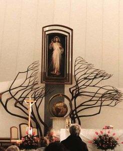Sanctuaire de la Miséricorde divine de Lagiewniki