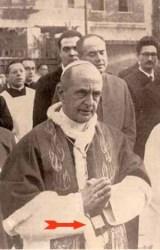 Montini-Paul 6, portant l'Éphod