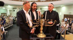 Jorge Mario Bergoglio, ami intime des juifs