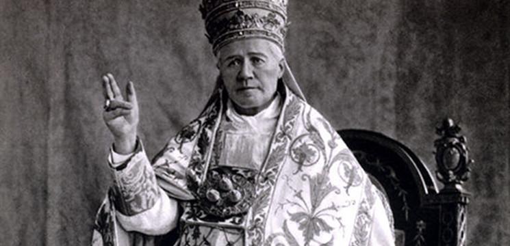 Saint Pie X, pape