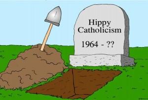 Hippy catolicismo