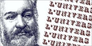 Louis Veuillot rédacteur en chef du journal l'Univers