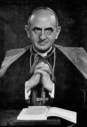 Montini-Paul 6, diabolique