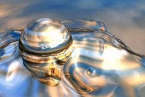 perle et huitre
