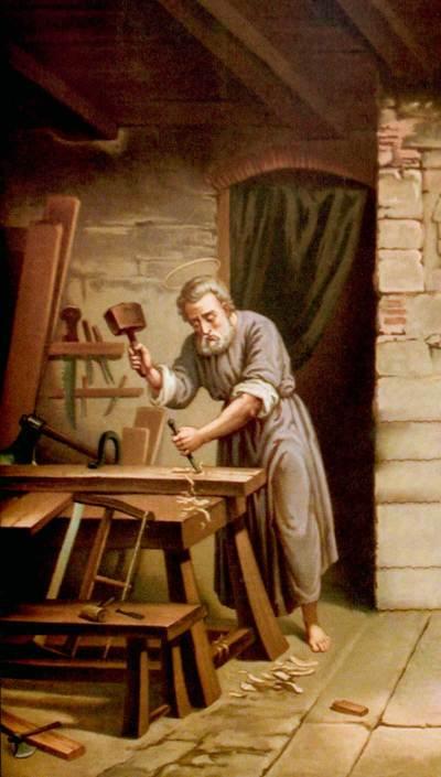 St Joseph, artisan