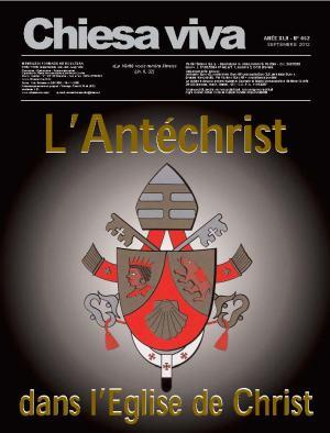 Chiesa viva N° 452, septembre 2012