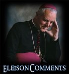 Eleison Comments by Bishop Williamson