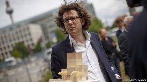 L'architecte de la « Maison de l'Unité », Wilfried Kuehn