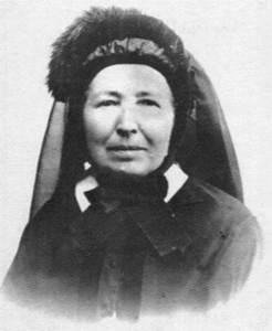Sœur Marie de la Croix
