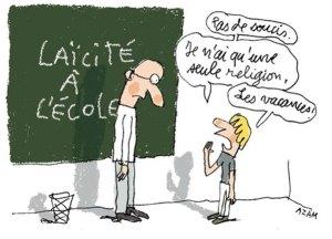 Laïcité à l'école