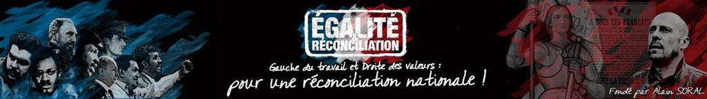 logo Égalité et Réconciliation