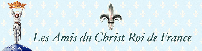 Les Amis du Christ Roy de France
