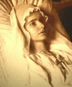 Marthe Robin en Sarah Bernhardt