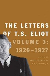 Eliot letters 1926-1927