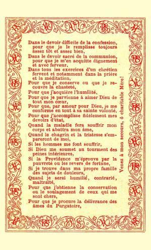 Litanies de Notre-Dame du Perpétuel Secours
