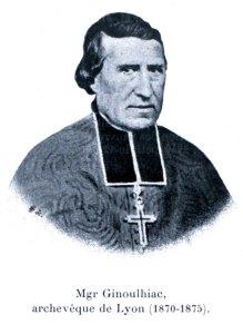 Mgr Jacques Marie Achille Ginoulhiac