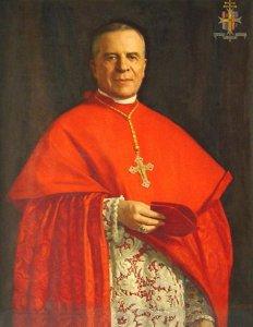 Portrait du Cardinal Louis Ernest Dubois.