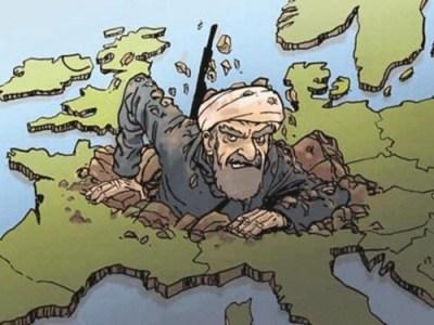Les invasions étrangères : punition des peuples apostats !