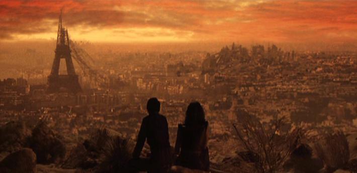 Paris détruite