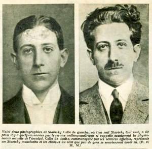 Alexandre Stavisky - Police Magazine - 14 janvier 1934