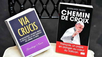 """""""Chemin de Croix"""" (""""Via crucis"""") un titre au parfum de scandale"""