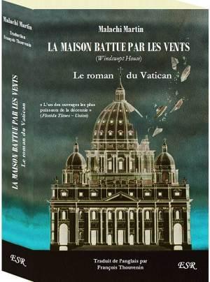 « La Maison Battue par les Vents – le roman du Vatican »