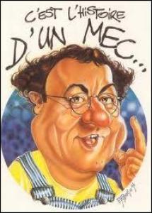 Michel Colucci, dit Coluche