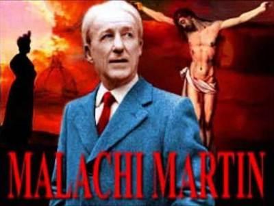 Malachi Brendan Martin (Irish: Maolsheachlann Breandán Ó Máirtín)