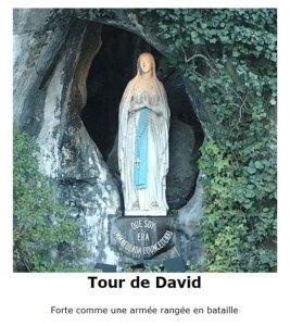 Tour de David
