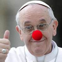 Le clown Francesco