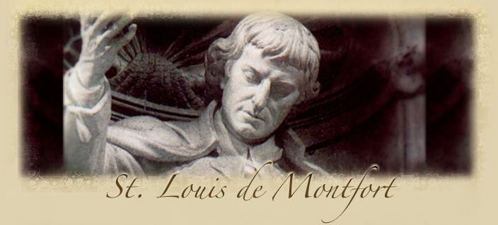 Saint Louis-Marie Grignion de Montfort