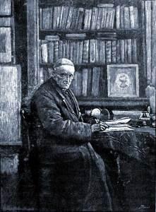 Le cardinal Henry Edward Manning