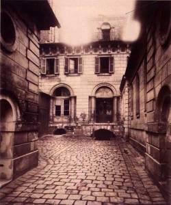 Maison du premier Cercle Catholique Ouvrier - Paris 1865