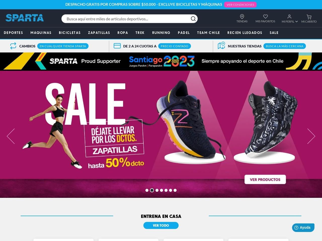 Sparta.cl