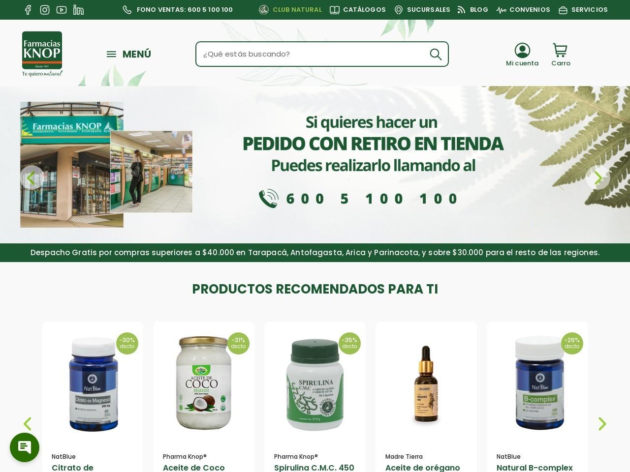 Farmacias Knop