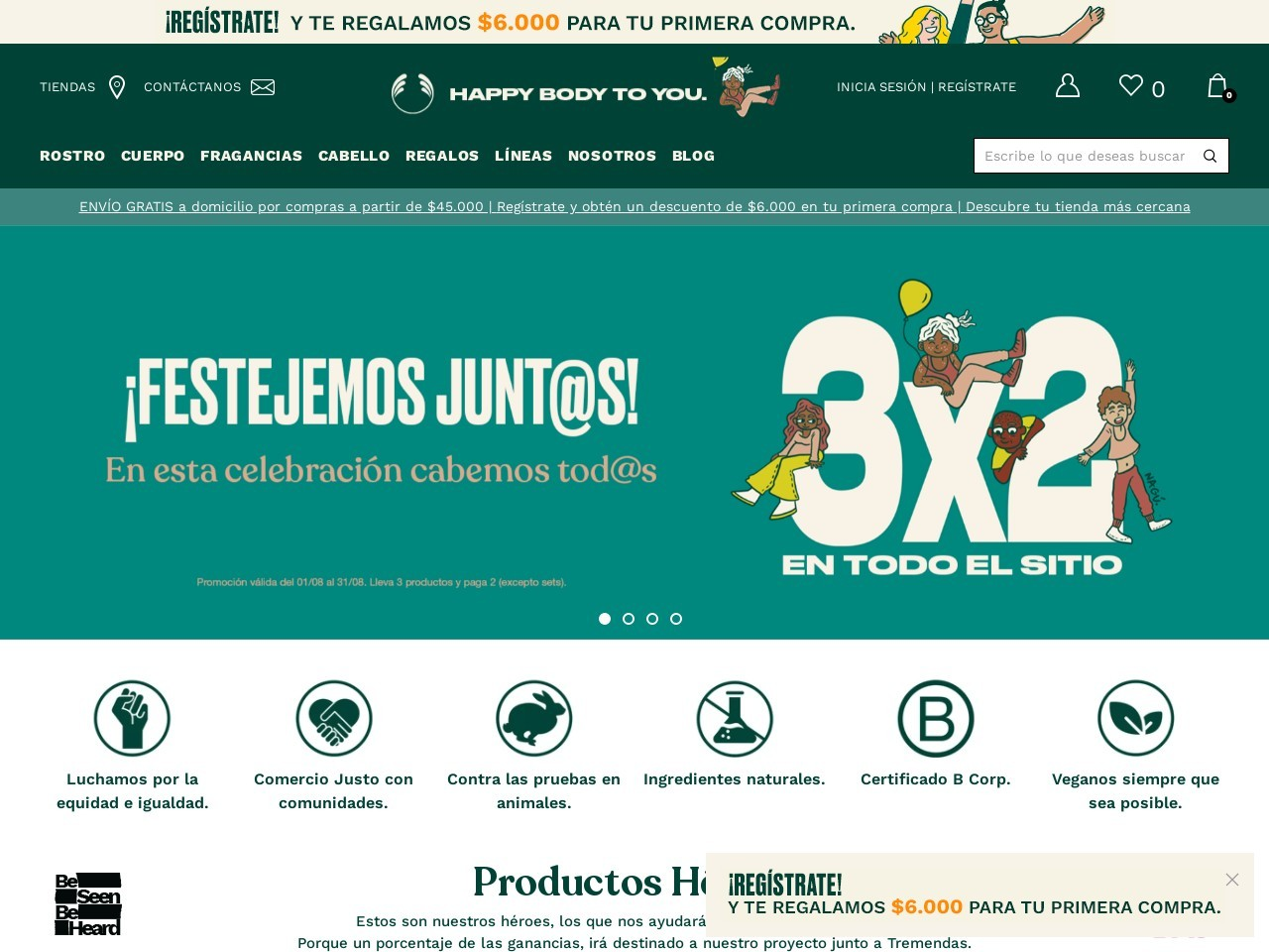 The Body Shop Chile