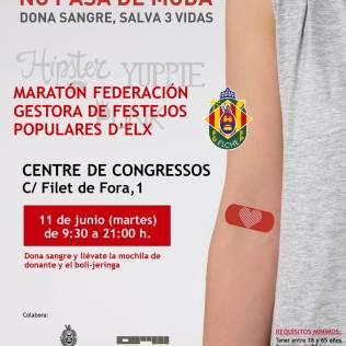 Maraton Sangre