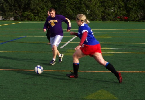 Coed Soccer League