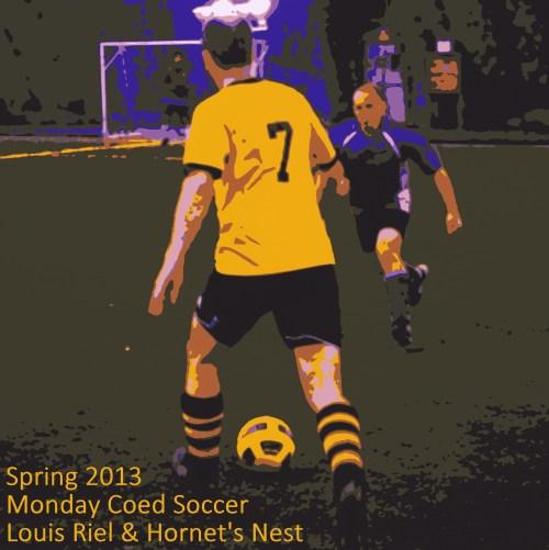 Monday Coed League