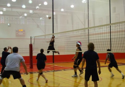 Ottawa Volley Sixes Advent Calendar