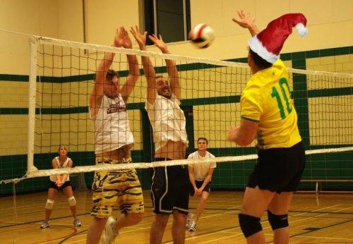 Ottawa Volley Sixes Advent Calendar Dec 8th