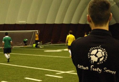 Ottawa Footy Sevens Coed Soccer Leagues